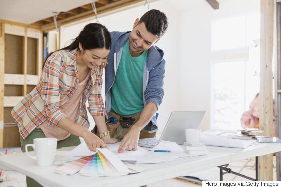 HOW TO PREPARE FOR A HOME RENOVATION