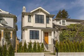 Vancouver West Craftsmen Style Home